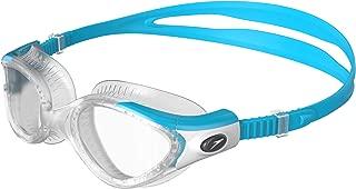 Speedo-Goggles-Futura Biofuse Flexiseal Female Goggle-Clear-