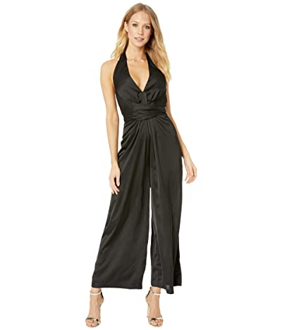 ASTR the Label Boogie Nights Jumpsuit (Black) Women