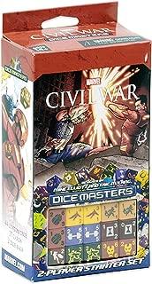 dice masters civil war starter set