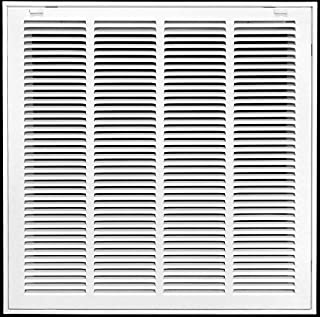 cold air return grille with filter