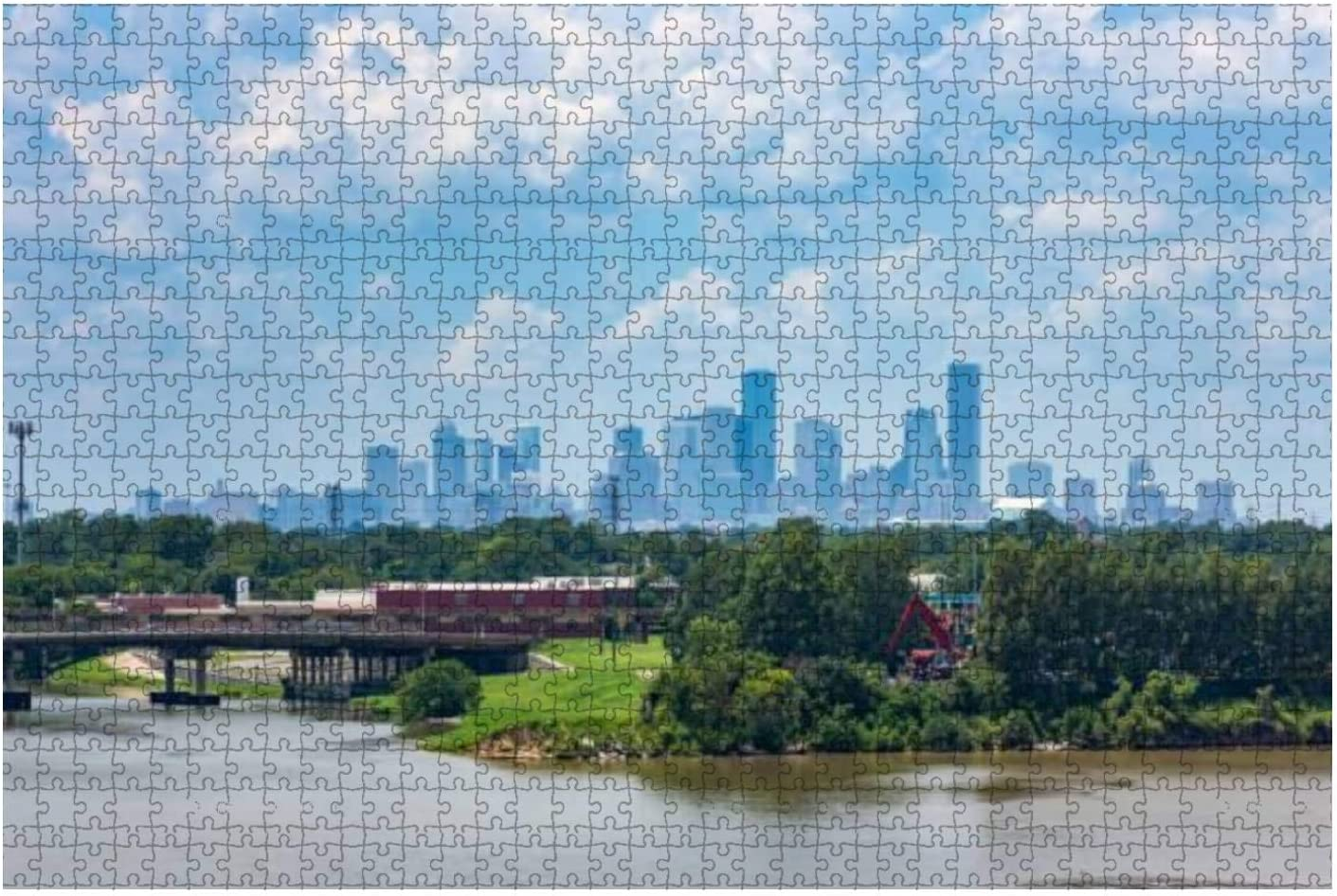 Panorama of Houston tx Water Super special price Super special price Royalty City Stock Pictures Free
