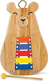 Green Tones / Poppa Bear Glockenspiel with Mallet
