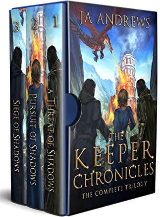 The Keeper Chronicles: The Complete Epic Fantasy Trilogy (English Edition)