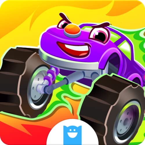 Funny Racing Cars (Lustige Rennwagen)