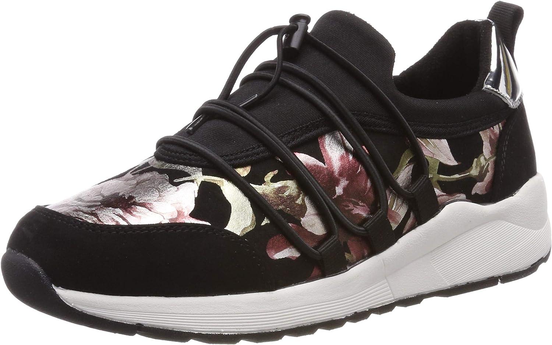S.Oliver Women's 5-5-23616-22 098 Low-Top Sneakers