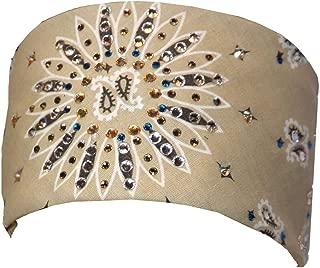 swarovski crystal bandanas