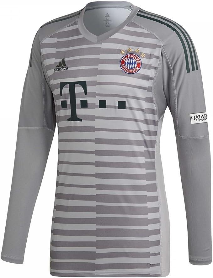 adidas 18/19 FC Bayern Maglia da Portiere Uomo
