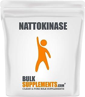 BulkSupplements Nattokinase Powder (100 Grams)