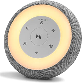 White Noise Machine with Baby Night Light, Sleeping Sound...