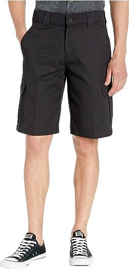 "11"" Cargo Work Active Waist Shorts Regular Fit"