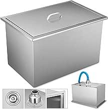 outdoor ice bin