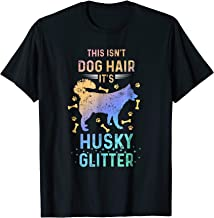 Colorful Husky Tshirt for siberian dog lover is a funny gift