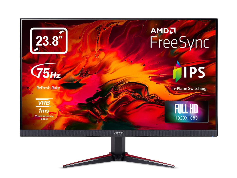 Acer Nitro VG8Ybmiix 8.8 Inch FHD Gaming Monitor, Black (IPS