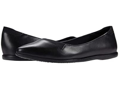 Cole Haan Grand Ambition Skimmer (Black Leather) Women