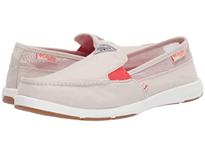 Columbia Delraytm II Slip PFG (Fawn/Red Coral) Women