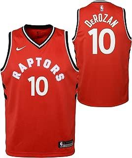 Outerstuff DeMar DeRozan Toronto Raptors NBA Nike Youth Red Icon Swingman Jersey
