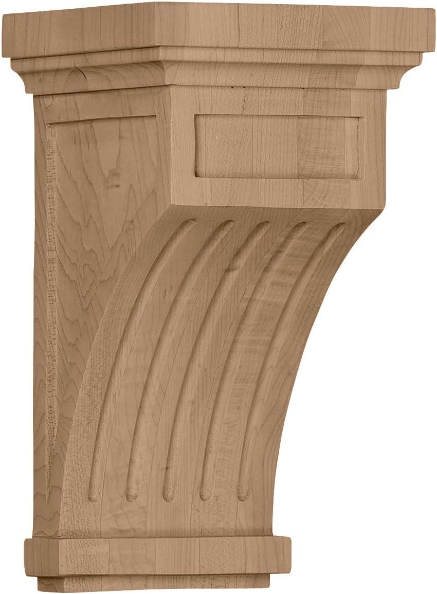 Cheap bargain Ekena Millwork COR05X05X10FLRO-CASE-6 Special sale item Factory Corbel Primed