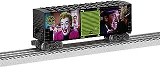 Lionel Trains - Gotham Villains Hi-Cube Boxcar, O Gauge (DC)
