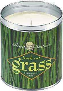 Aunt Sadie's Fresh Cut Grass Candle, Grass