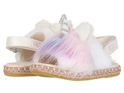 UGG Kids Rainbow Unicorn Sandal (Toddler/Little Kid) (Multi) Girls Shoes