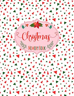christmas card keepsake album