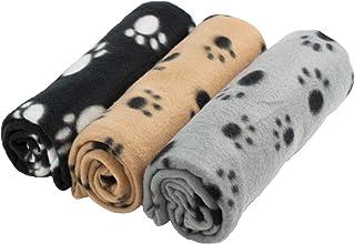 DIGIFLEX Grandes Mantas de Suave Felpa - Para Perros, Gatos