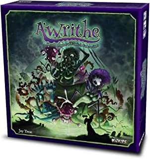 Wizkids Current Edition A Writhe A Game of Eldritch Contortions Board Game