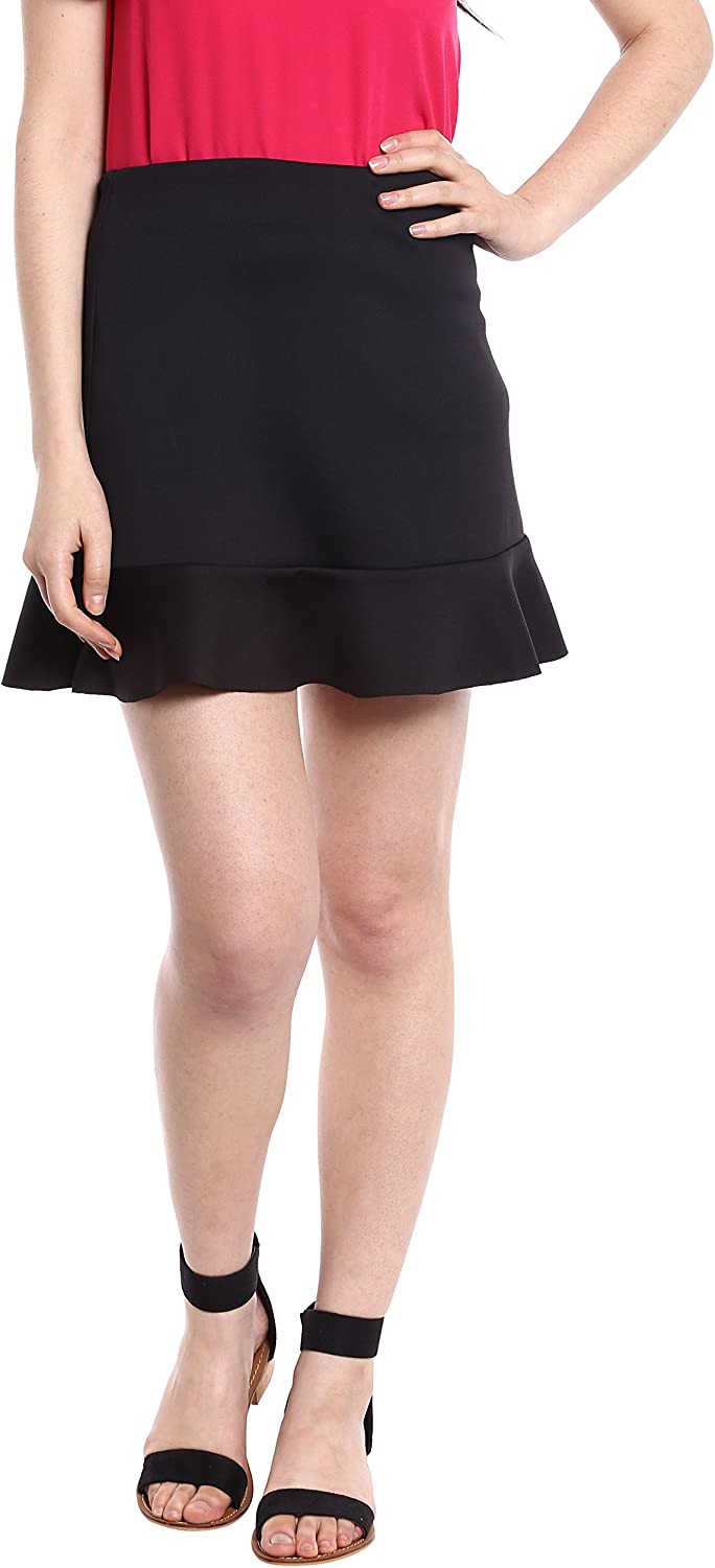 20Dresses Womens Polyester Knit Trumpet Short Mini Skirt