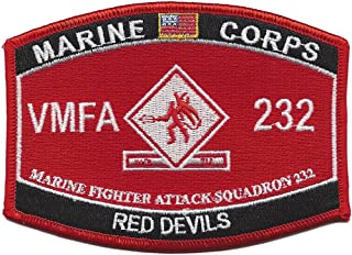 VMFA-232 Marine Fighter Attack Squadron MOS Patch
