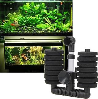 RONSHIN Aquarium Filter Fish Tank Air Pump Biochemical Sponge Filter Aquarium Filtration Aquatic Products