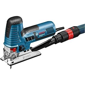 Bosch Professional GST 160 CE - Sierra de calar (800 W, 800 – 3000 cpm, profundidad de corte 160 mm, en L-BOXX)