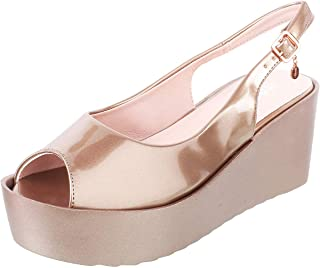 Mochi Women Synthetic Sandals (34-9531)