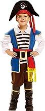 My Other Me Me-202003 Disfraz de pequeño pirata para niño, 1-2 años (Viving Costumes 202003)