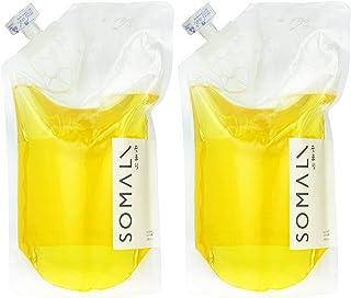 SOMALI(ソマリ) 洗濯用液体石けん(詰替え) 1000ml×2個セット