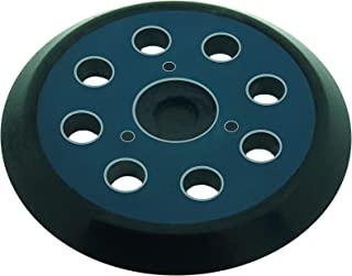 Sponsored Ad – 1 x SabreCut OSSCPM125MH 125mm Medium Hard 8 Hole Random Orbital Sander Hook & Loop Backing Pad Compatible ...