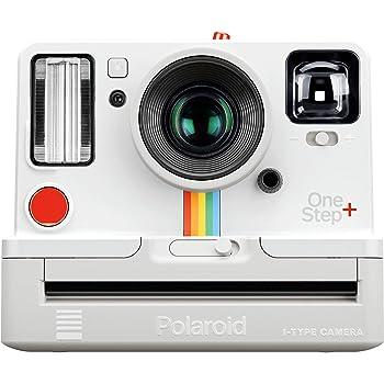 Polaroid OneStep+ White (9015) Bluetooth Connected Instant Film Camera