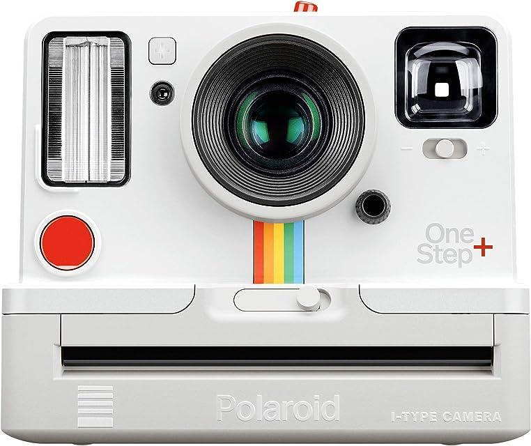 Polaroid Originals 9015  OneStep+ - Cámara con Impresión Instantánea color Blanco