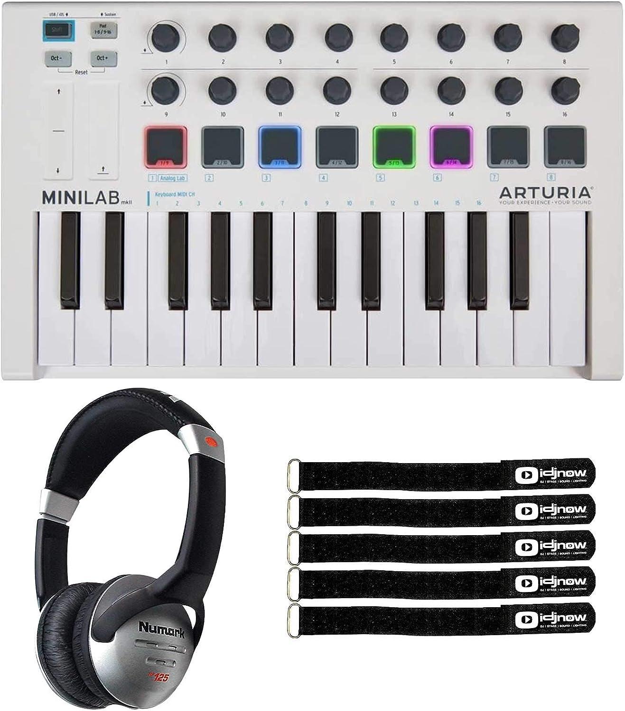 Arturia Ranking TOP4 MiniLab Mk II Portable Controller Popular popular 25-Key USB-MIDI Soft w