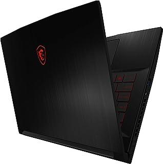 MSI GF63 Thin 10SCXR (GTX1650 Max Q, GDDR6 4GB) [9S7-16R412-017] Gaming Laptop, Comet lake i7-10750H+HM470, 15.6 Inch, 512...