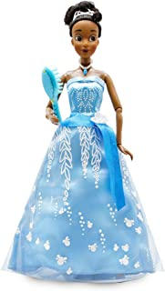 Disney Tiana Premium Doll with Light-Up Dress – The Princess and The Frog 11 Inches