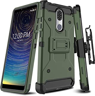 Leptech Coolpad Legacy Case, Kickstand Series Full Body Heavy Duty Armor Protective Phone..