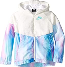 NSW Windrunner Hooded Jacket (Little Kids/Big Kids)