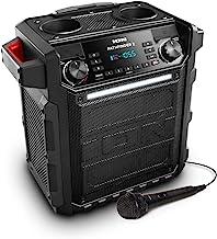 Ion Pathfinder II Rugged Bluetooth Portable Speaker