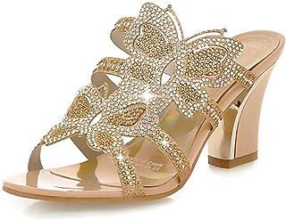 83d17673f4 Amazon.com: louis vuitton - Gold / Shoes / Women: Clothing, Shoes ...