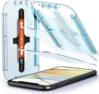 Spigen EZ Fit Protector Pantalla para iPhone 11 y iPhone XR - 2 Unidades
