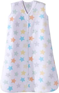 Halo Safe Dreams Micofleece Wearable Blanket, Multi Star,...