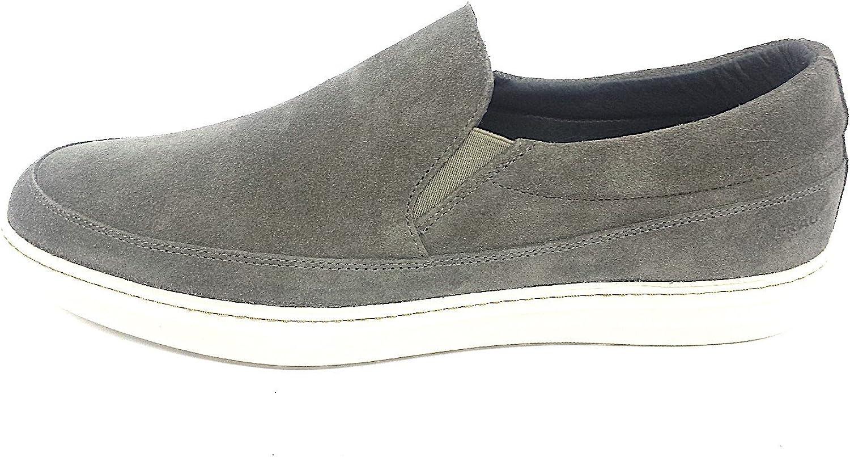 FRAU 29A4 rock shoes men slip-on sneakers elastic