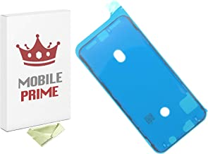 MobilePrime Replacement Screen Adhesive Waterproof Seal Tape Frame Chassis Adhesive Black Compatible for iPhone 7, 7 Plus, 8, 8 Plus, X, XR, XS, XS Max (iPhone Xs)
