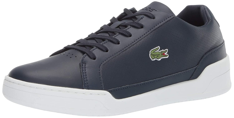 Lacoste Men's Challenge Sneaker, Black