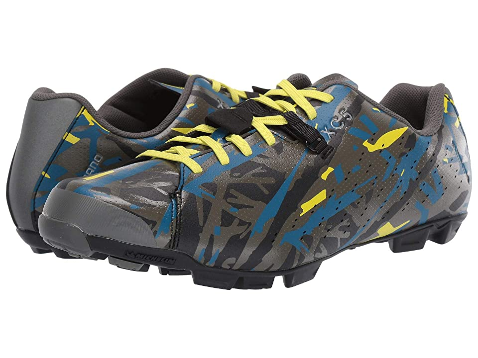 Shimano SH-XC5 (Camo) Men's Cycling Shoes